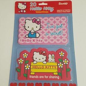 Vintage Sanrio Hello Kitty Valentines